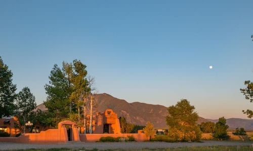 El Cielo Grade de Taos