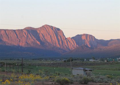TBD HWY 64/84, Los Ojos, New Mexico 87551, ,Farm And Ranch,For Sale,HWY 64/84,201404228