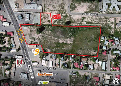 912B Riverside Drive, Espanola, New Mexico 87532, ,Commercial Land,For Sale,Riverside Drive,201700937